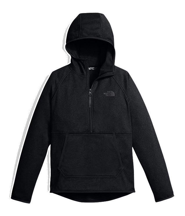 4c5e32be2 BOYS' TECH GLACIER 1/4 ZIP HOODIE