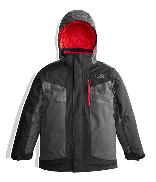 BOYS' AXEL INSULATED JACKET
