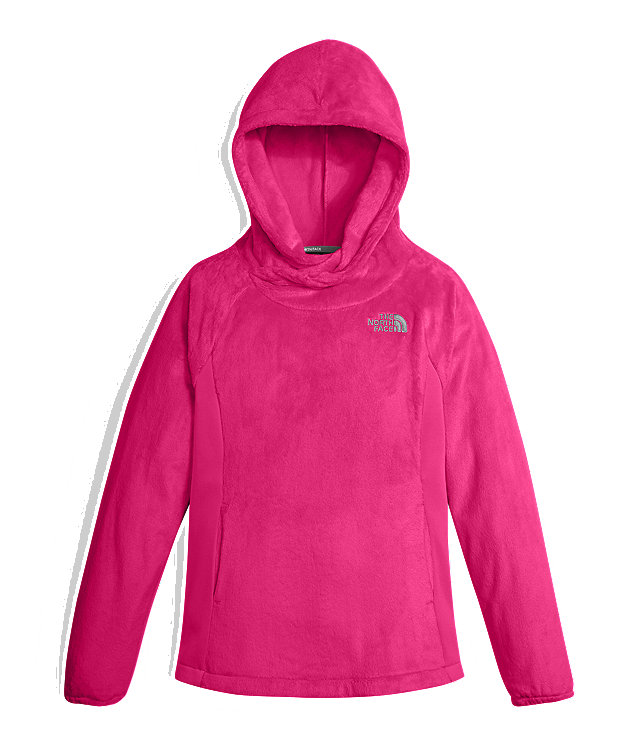 GIRLS' OSO FLEECE PULLOVER