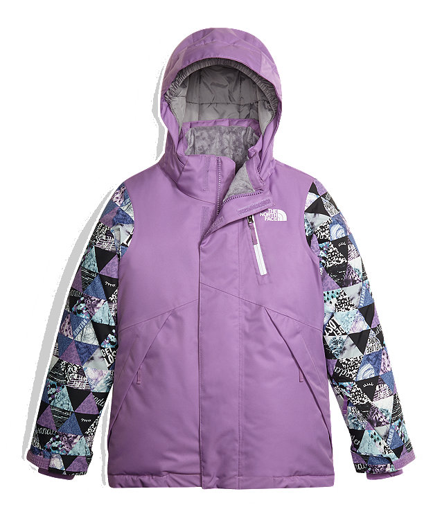 GIRLS' LEIGHLI INSULATED JACKET