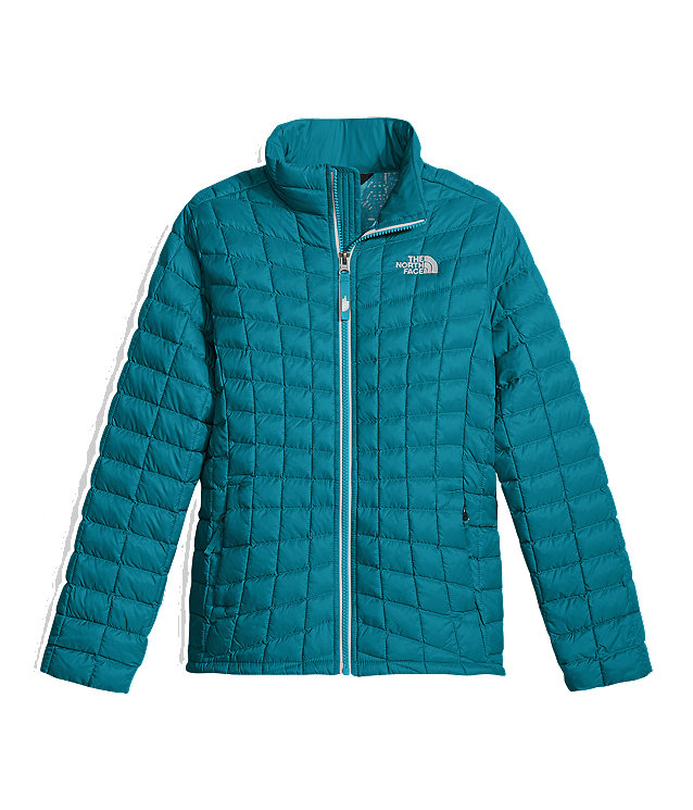 GIRLS' THERMOBALL FULL ZIP