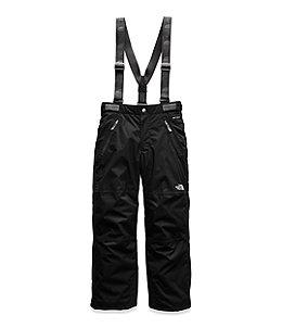 183a915f8 Youth Snowquest Suspender Plus Pants