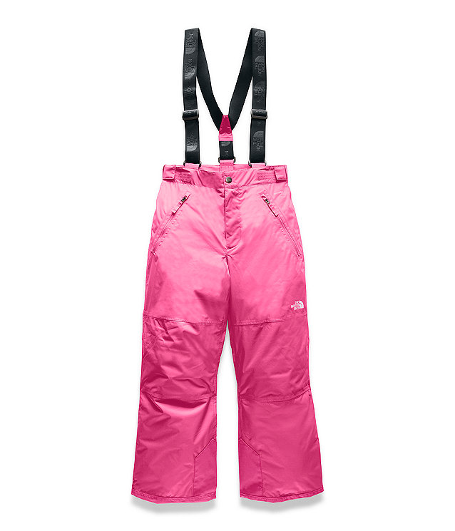 Youth Snowquest Suspender Plus Pants