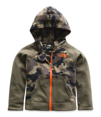 North Face Toddler Glacier Full Zip Hoodie