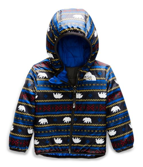 INFANT REVERSIBLE PERRITO JACKET-