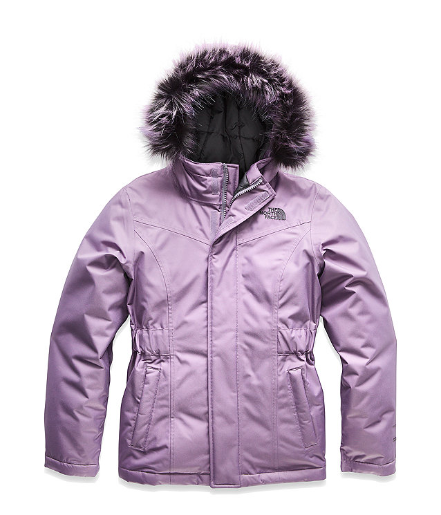 f29ca16698e GIRLS' GREENLAND DOWN PARKA