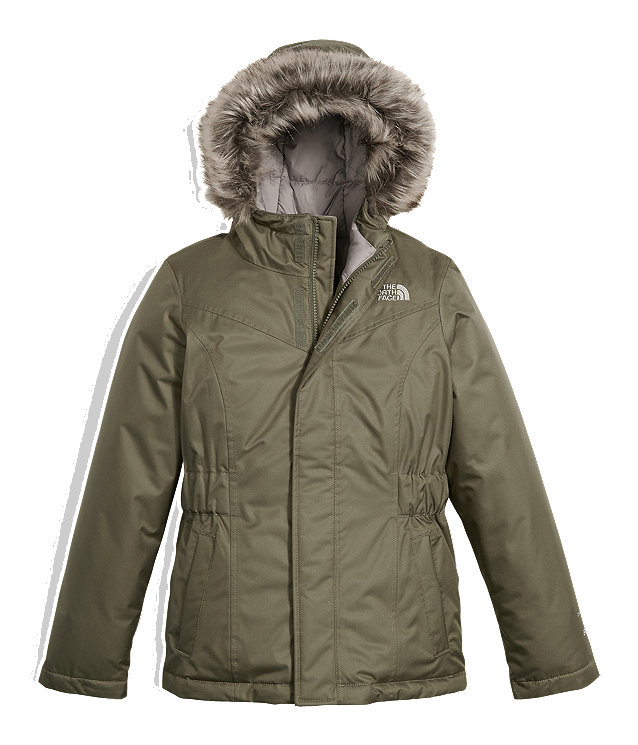 GIRLS' GREENLAND DOWN PARKA