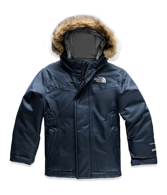 TODDLER GIRLS' GREENLAND DOWN JACKET