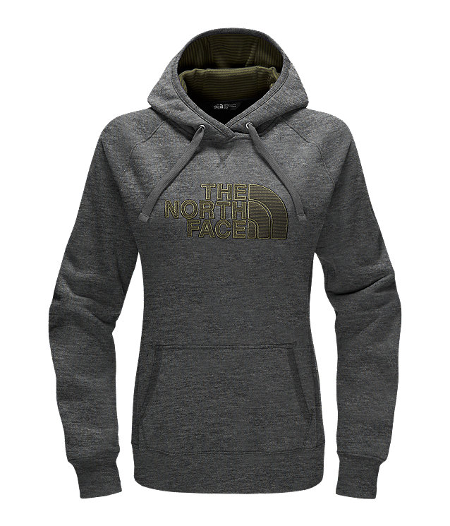 WOMEN'S AVALON HALF DOME PULLOVER HOODIE