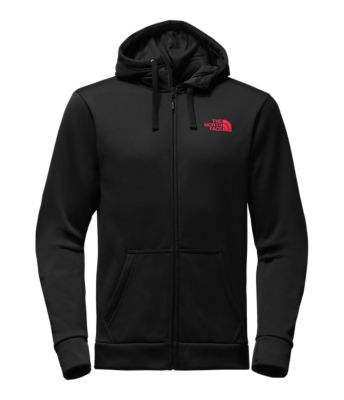 Men's Surgent Lfc Full Zip Hoodie 2.0 by The North Face