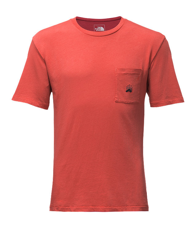 T-SHIRT À POCHE WELL-LOVED POUR HOMMES