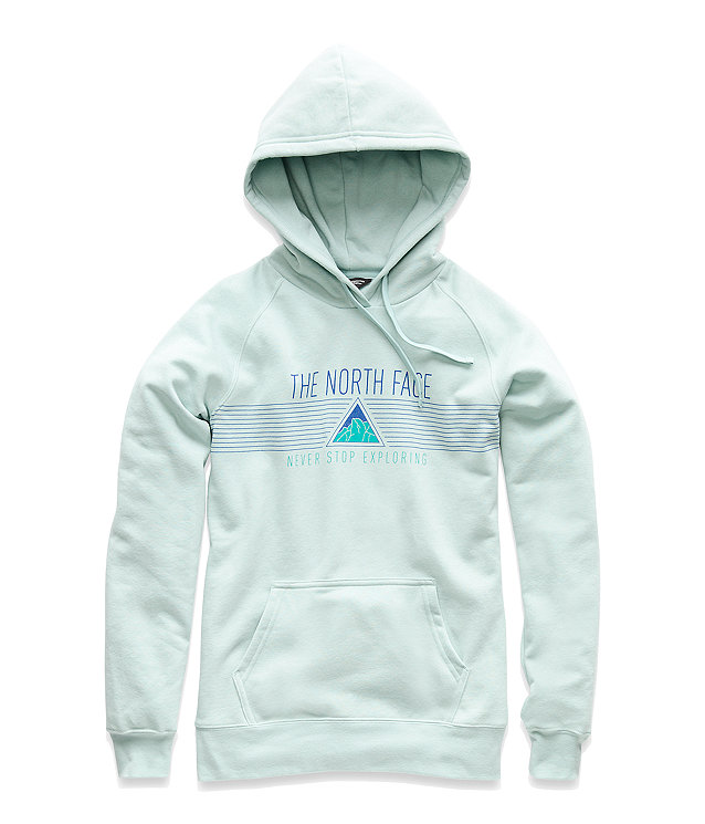 WOMEN'S EDGE TO EDGE PULLOVER HOODIE
