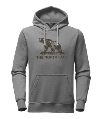 Men's Woodcut Pullover Hoodie by The North Face