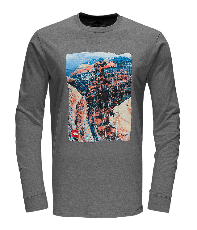 MEN'S LONG-SLEEVE SUMMIT TEE