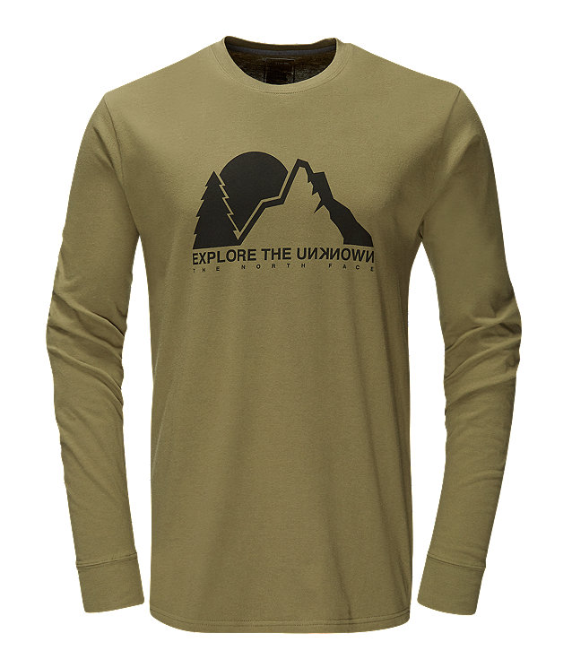 MEN'S LONG-SLEEVE UNKNOWN EXPLORER TEE