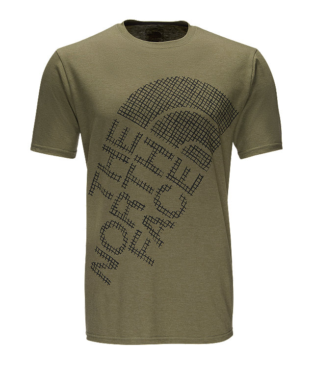 MEN'S SHORT-SLEEVE JUMBO HALF DOME TEE