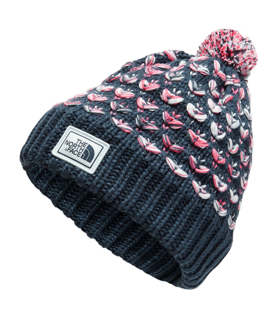 TUQUE CHUNKY POM POUR FILLES-