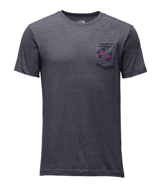 MEN'S SHORT-SLEEVE AMERICANA POCKET TEE