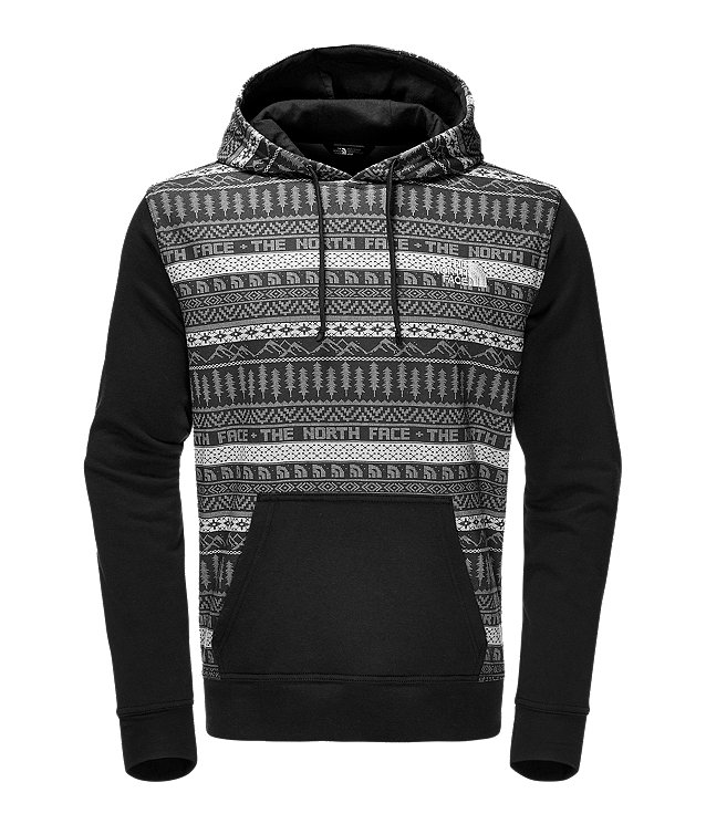 MEN'S HOLIDAY HALF DOME HOODIE