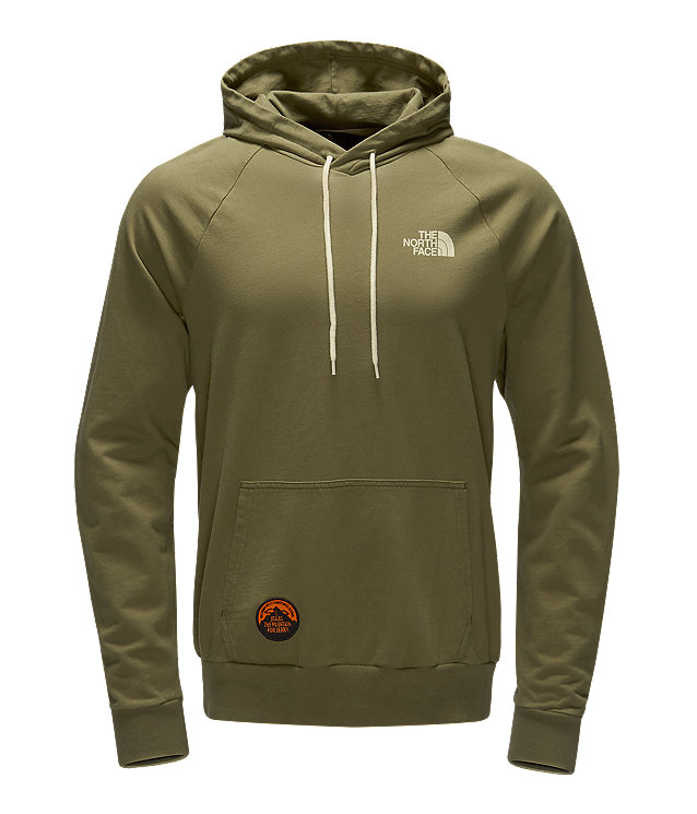 MEN'S CALI ROOTS PULLOVER HOODIE