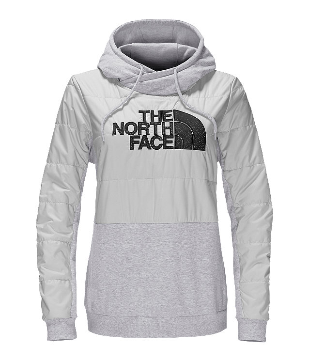 WOMEN'S REFLECTIVE PULLOVER HOODIE