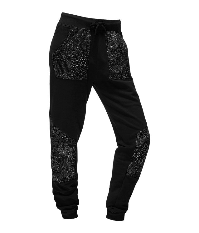 WOMEN'S REFLECTIVE JOGGERS