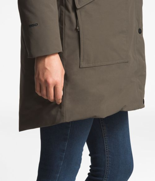 WOMEN'S OUTER BOROUGHS PARKA-