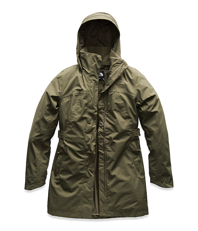 women s laney trench ii united states rh thenorthface com