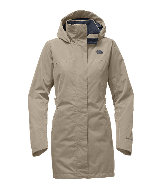 WOMEN'S LANEY TRENCH II