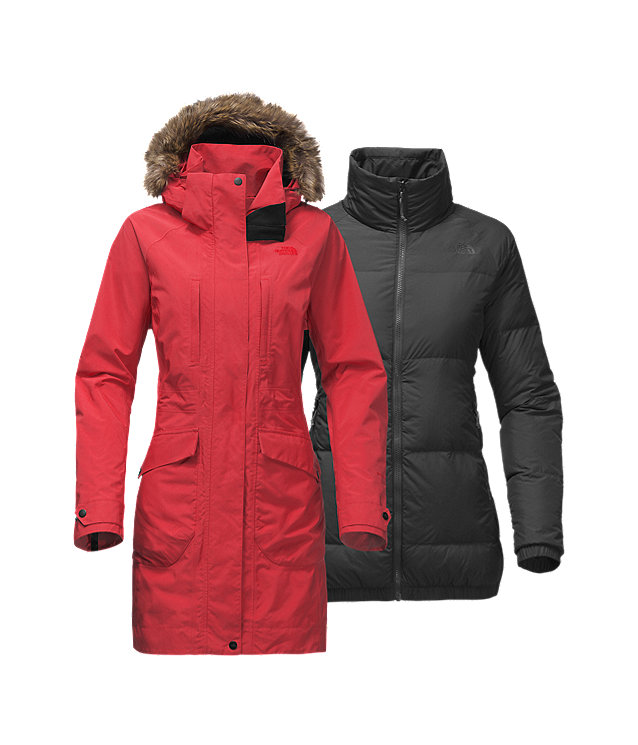 WOMEN'S OUTER BOROUGHS TRICLIMATE® JACKET