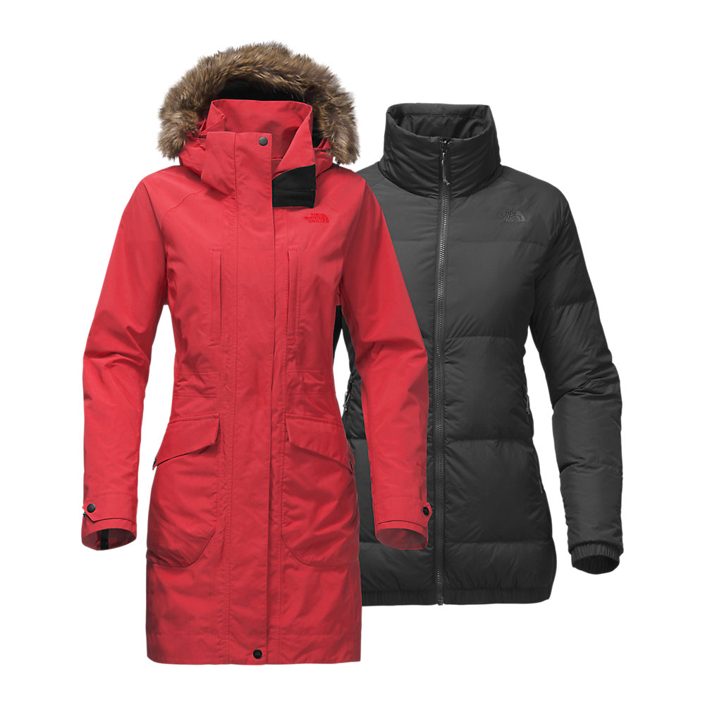 a791baaa3b816 MANTEAU OUTER BOROUGHS TRICLIMATE® POUR FEMMES   Canada