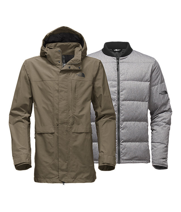MEN'S OUTER BOROUGHS TRICLIMATE® JACKET