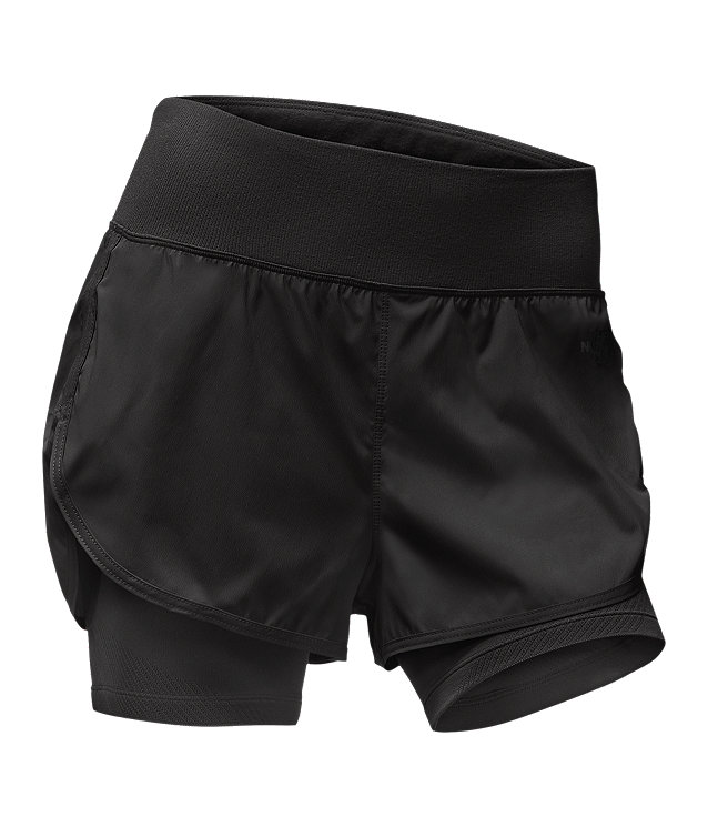 WOMEN'S TERRA METRO 2IN1 SHORTS
