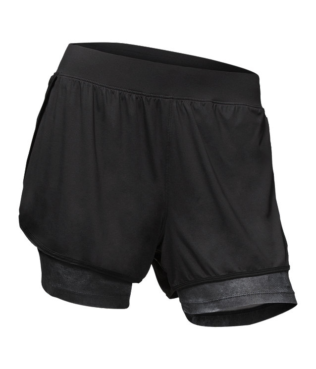 WOMEN'S VERSITAS 2-IN-1 SHORTS