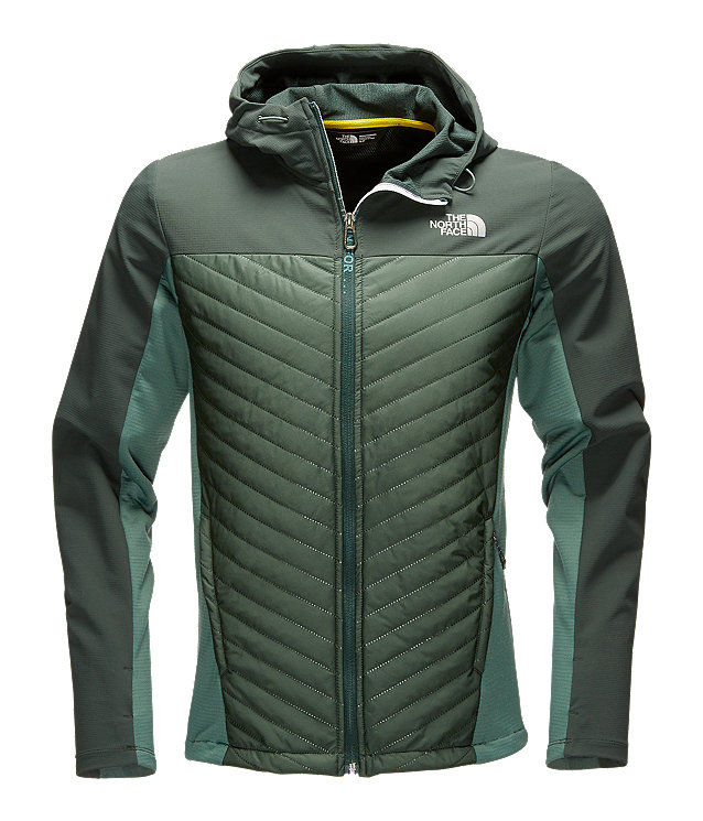 MEN'S HEATUP TRAINING HYBRID JACKET