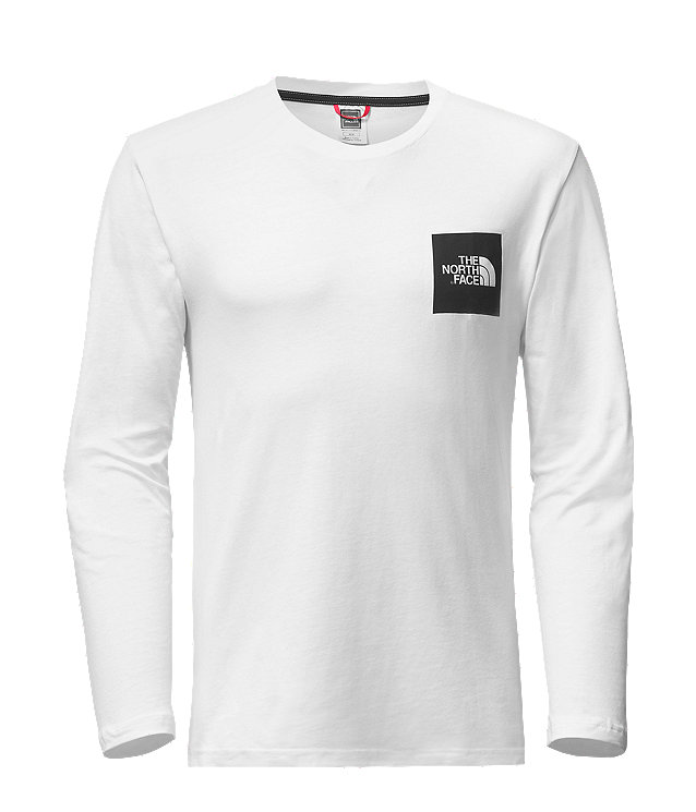 MEN'S LONG-SLEEVE FINE TEE