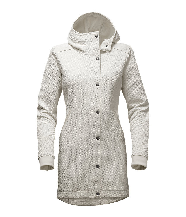 WOMEN'S RECOVER-UP JACKET