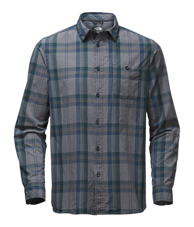 MEN'S LONG-SLEEVE BUTTONWOOD SHIRT