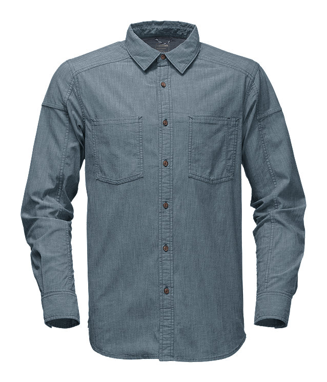 MEN'S LONG-SLEEVE MONTGOMERY UTILITY SHIRT