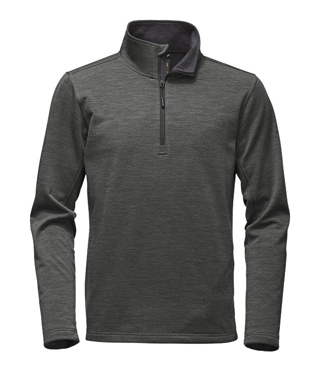MEN'S FLASHDRY™ WOOL 1/4 ZIP