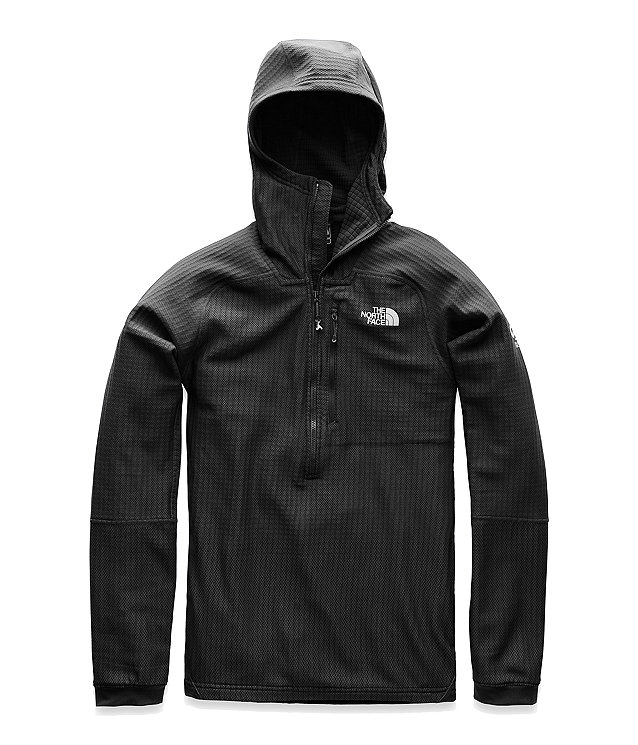 MEN'S SUMMIT L2 FUSEFORM™ FLEECE 1/2 ZIP HOODIE