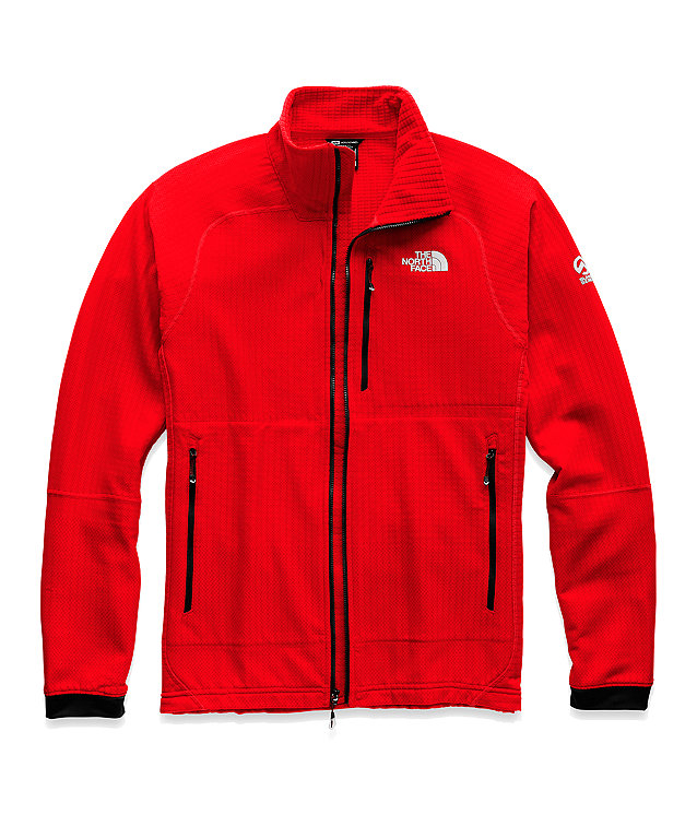 MEN'S SUMMIT L2 FUSEFORM™ FLEECE FULL ZIP