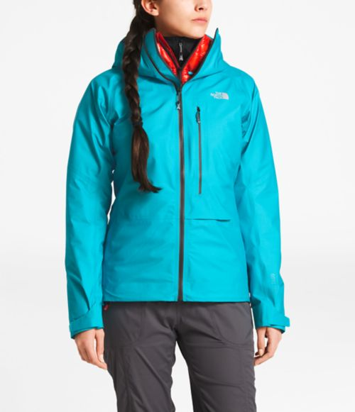 WOMEN'S SUMMIT L5 PROPRIUS GORE-TEX® ACTIVE JACKET-