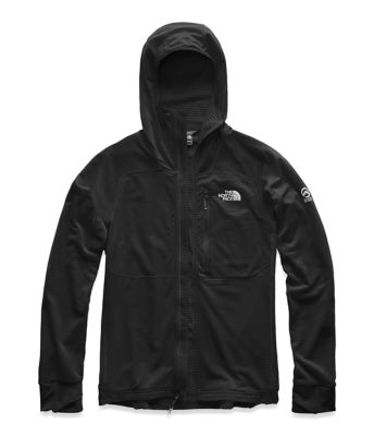Men's Summit L2 Proprius Grid Fleece Hoodie by The North Face