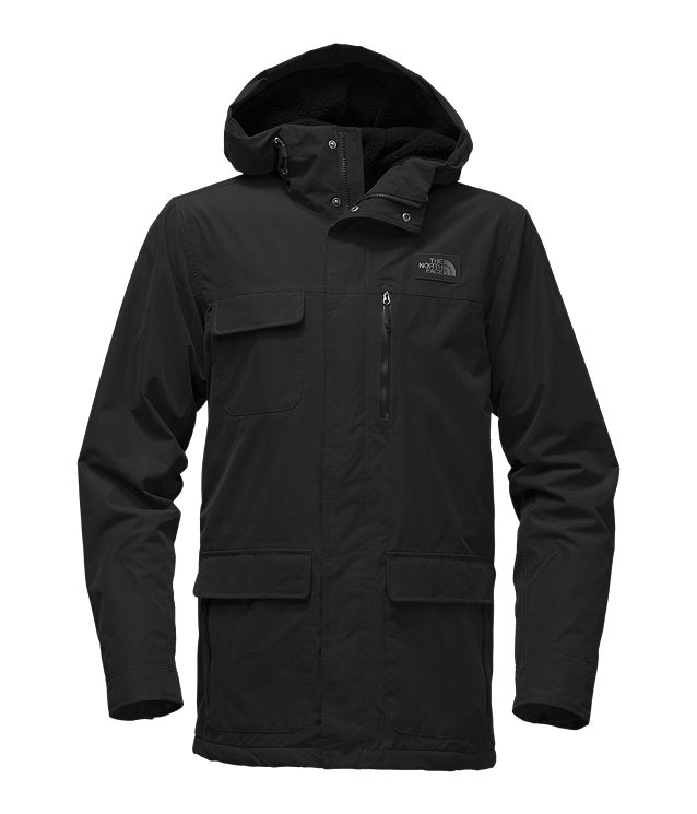 MEN'S CUCHILLO PARKA