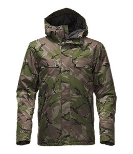 MEN'S INSULATED JENISON JACKET