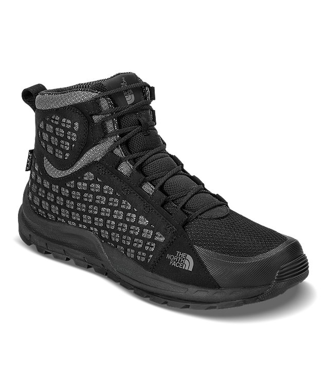 MEN'S MOUNTAIN SNEAKER MID WATERPROOF