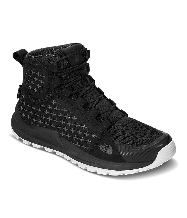 WOMEN'S MOUNTAIN SNEAKER MID WATERPROOF