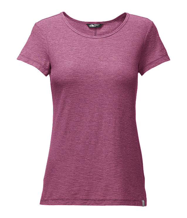WOMEN'S FLASHDRY™ HEATHER TEE