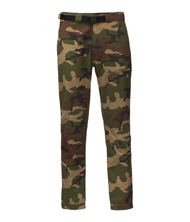 MEN'S ROCK WALL CLIMB PANTS